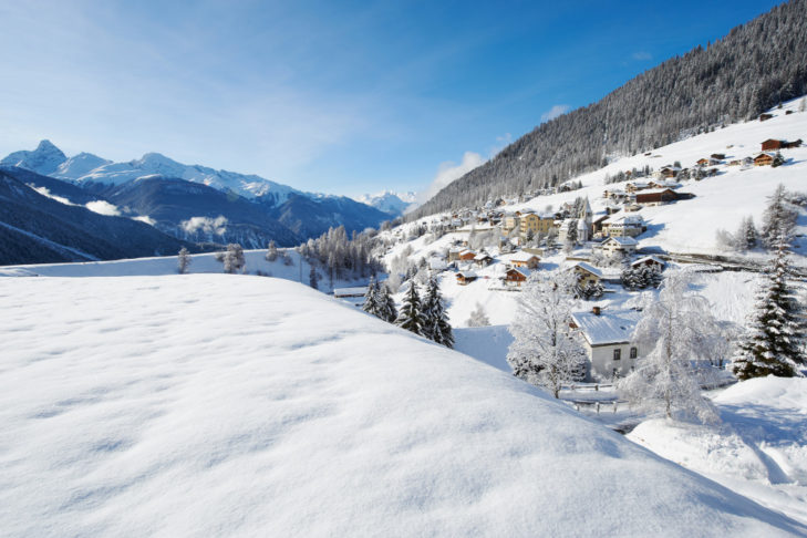 Davos jest spełnieniem marzeń wielu miłośników narciarstwa.