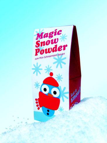Magic Snow Powder