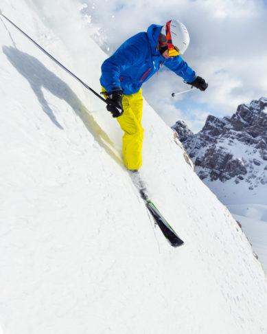 Strome stoki to duże wyzwanie dla narciarzy.