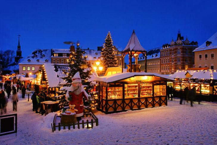 Jarmarki bożonarodzeniowe zadbają o niepowtarzalną atmosferę.