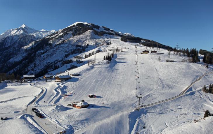 Na terenie narciarskim Schmittenhöhe przy Zell am See nie zabraknie atrakcji dla początkujących i zaawansowanych.