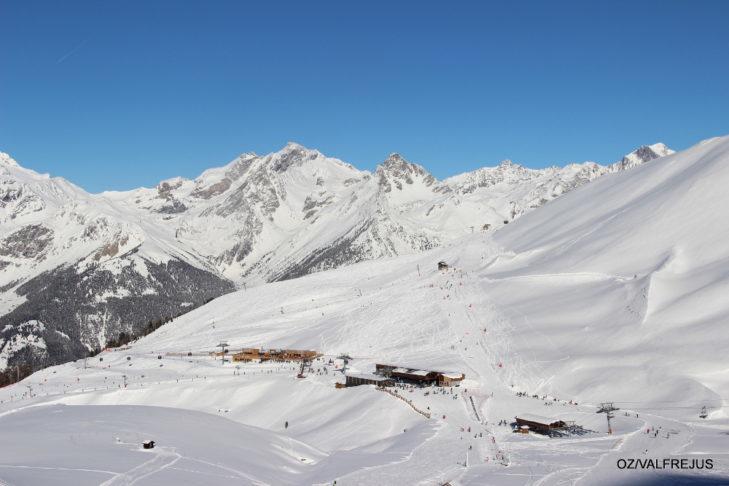 Stacja narciarska Valfréjus