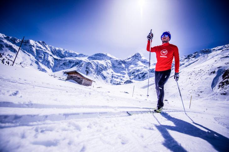 Narciarstwo biegowe to jedna z popularnych dyscyplin w Dolinie Gastein.