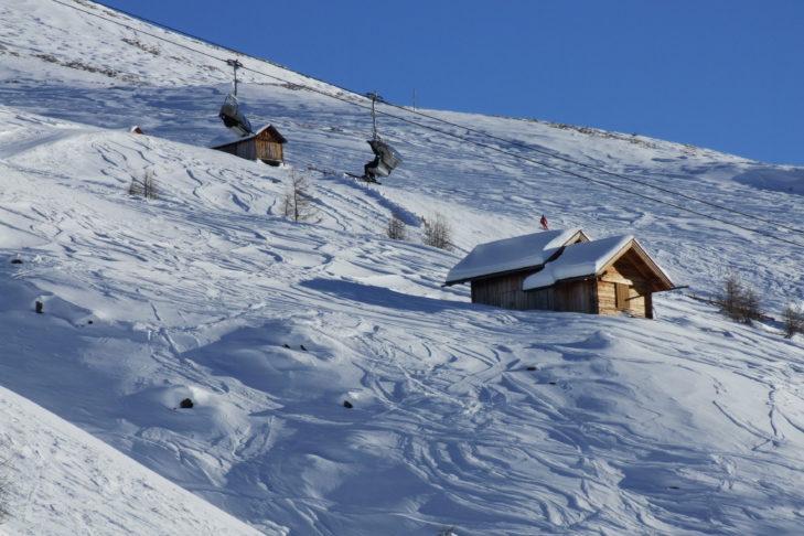 Teren narciarski Großglockner-Heiligenblut: Eldorado dla freeriderów.