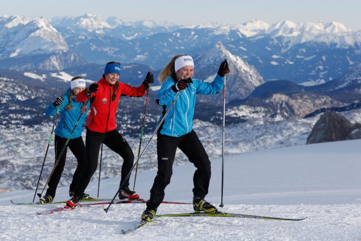 Oferta narciarstwa biegowego na terenie Schladming-Dachstein jest wyjątkowo bogata.