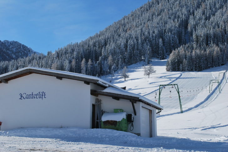 Teren narciarski Kartitsch: idealne miejsce na rodzinny urlop narciarski.