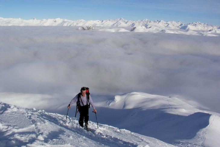 Wspaniałe urozmaicenie: wędrówki zimowe wokół Kartitsch.
