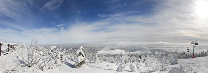 Malownicza panorama regionu.