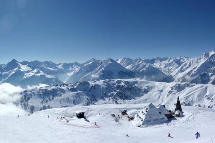 Niekwestionowany faworyt wśród Klientów SnowTrex: Zillertal.