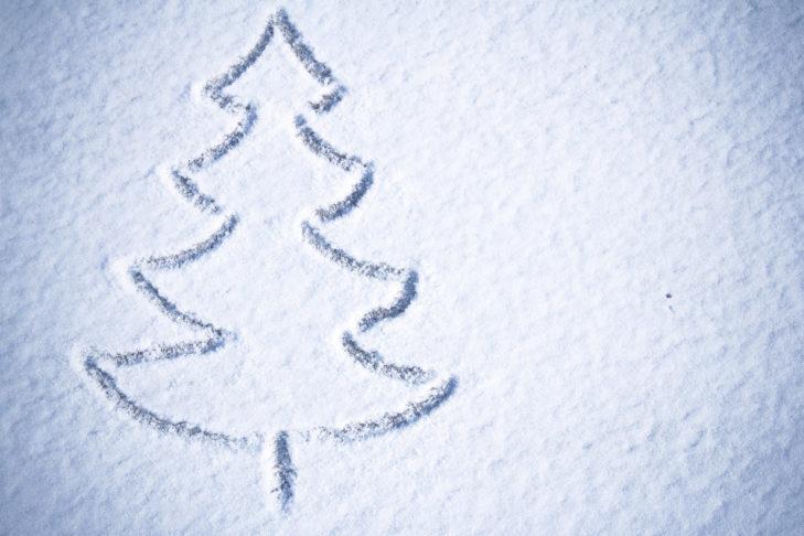 Boże Narodzenie na śniegu - gwarantowane w Alpach!