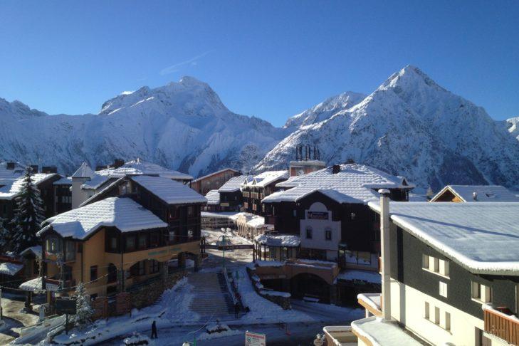 SnowTrex dysponuje wieloma obiektami w Les 2 Alpes.