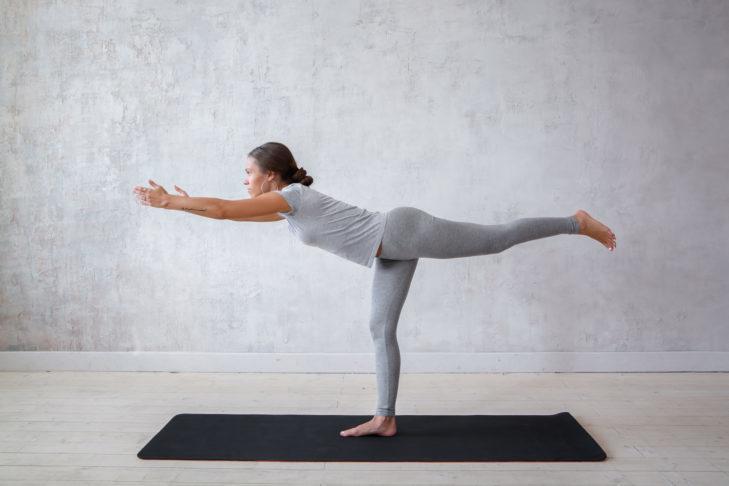 Gimnastyka jest również ważna dla właściwej koordynacji.