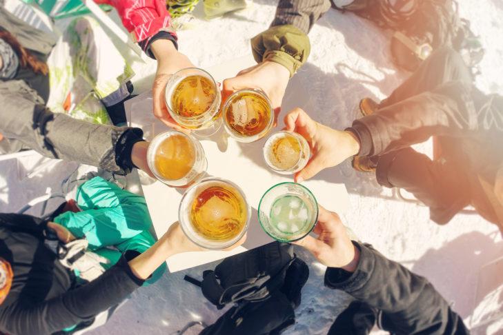 Après-ski jest obecnie nieodłącznym elementem urlopu narciarskiego.