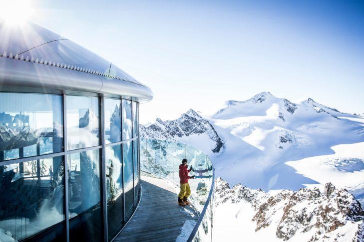 Co powiecie na kawę w kawiarni na wys. 3440 m?
