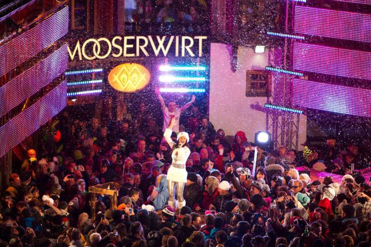 W Mooserwirt w St. Anton dobra zabawa jest gwarantowana.