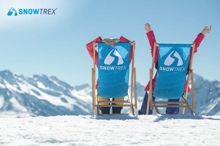 Słońce na śniegu - czy można chcieć więcej?