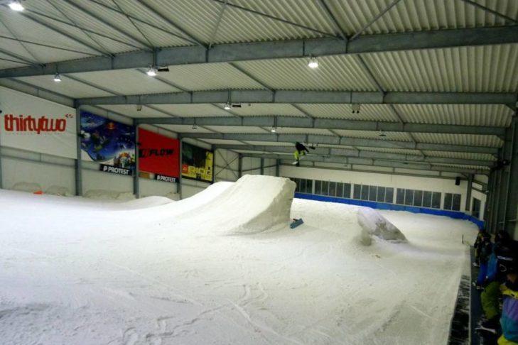 Funpark w Snow Valley.