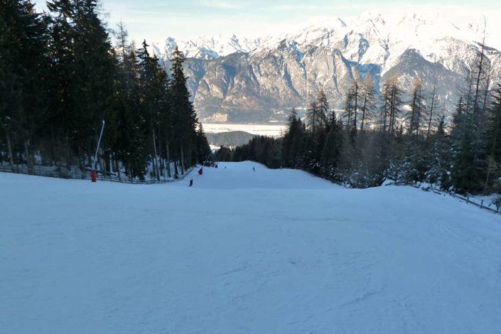 Trasa Götzner należy do najpiękniejszych tras w Austrii.