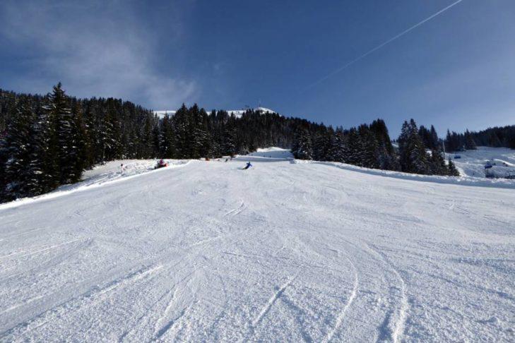 Trametsch na Plose to najdłuższa trasa narciarska w Tyrolu.