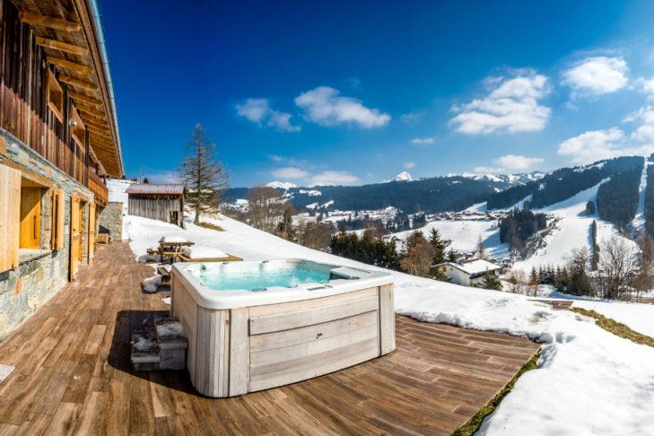 Relaks jest nieodłącznym elementem urlopu narciarskiego.